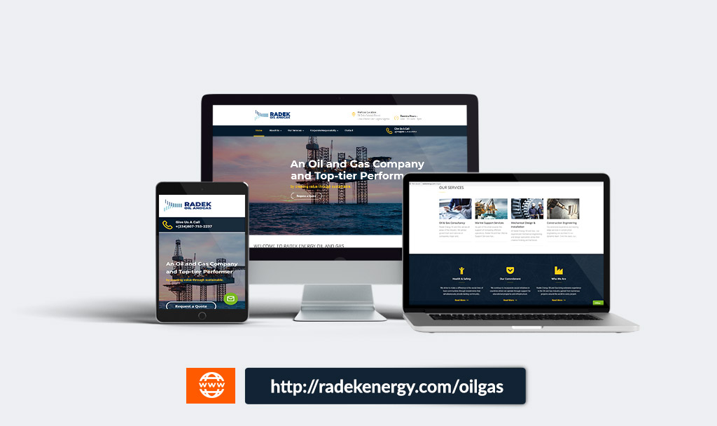 radek energy oil and gas